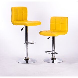 Looking for Adjustable Height Swivel Bar Stool (Set of 2) Compare prices