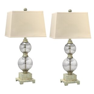 Gwenda Square 30 Table Lamp (Set of 2)