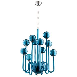 Marilyn 10-Light Chandelier by Cyan Design