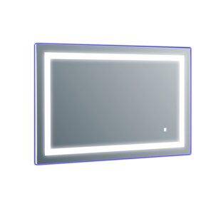 Eviva LED Decorative Bathroom Wall Mirror