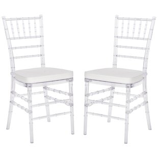 Wrought Studio Jefferson Place Side Chair (Set of 2)
