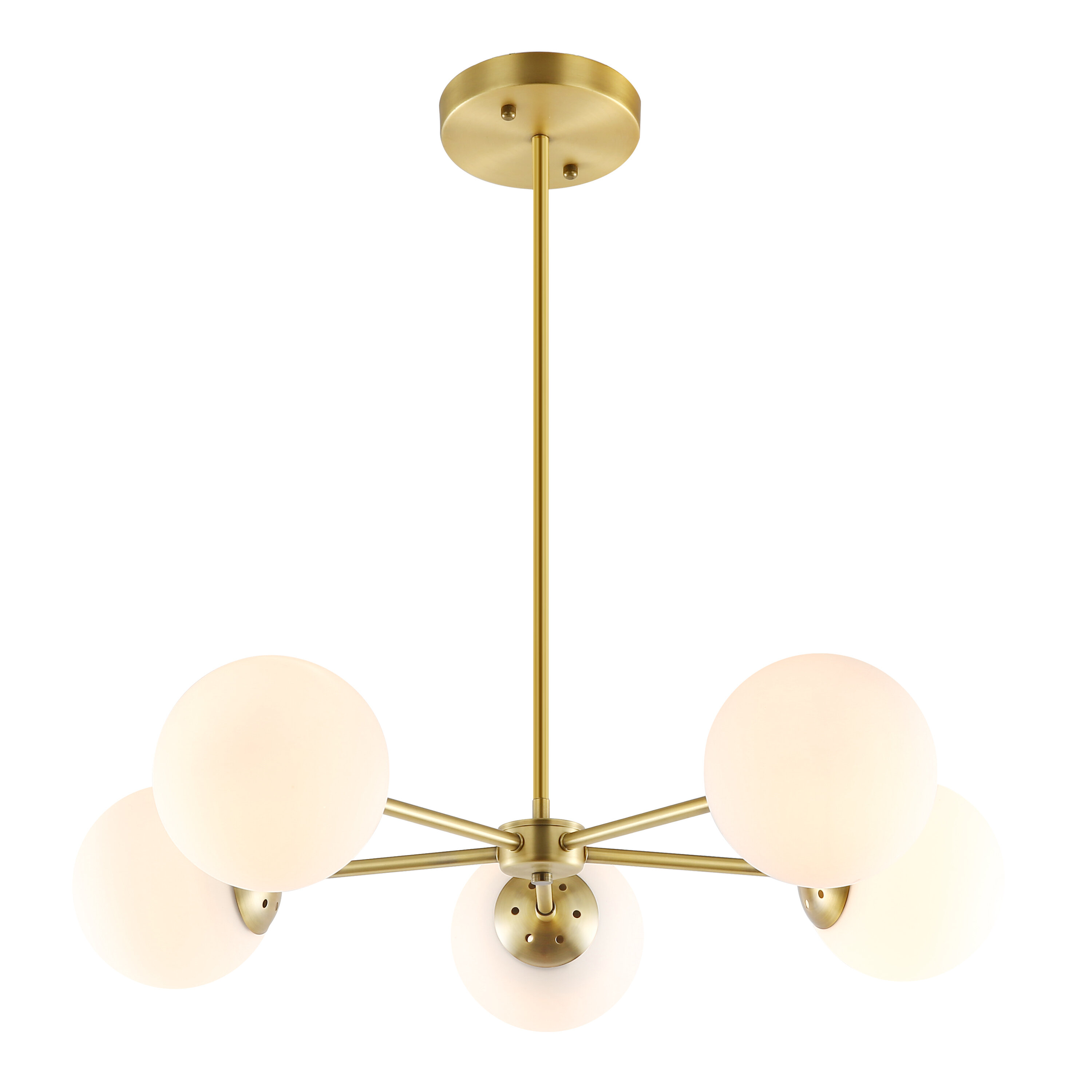 Modern And Contemporary Chandeliers Allmodern Extraordinary Pendant Light Wiring Kit Pics Decoration Inspiration Quickview