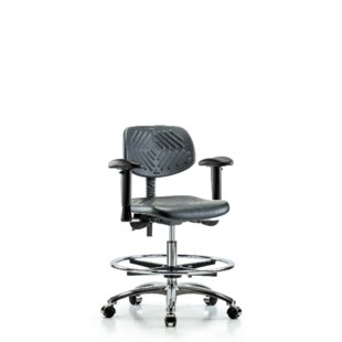 Lizette Drafting Chair by Symple Stuff