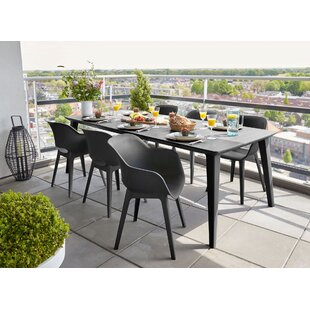 Cornia 6 Seater Dining Set By Sol 72 Outdoor