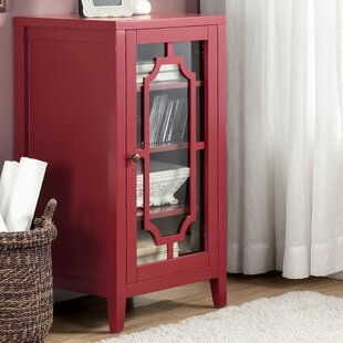 Charlton Home Pakswith 8 Bottle Floor Wine Cabinet