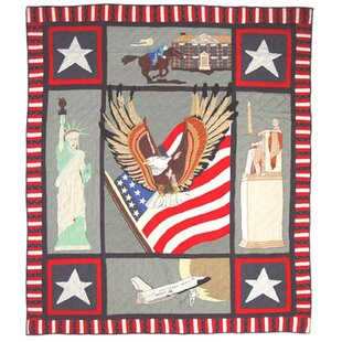 Patch Magic Great American Queen Quilt
