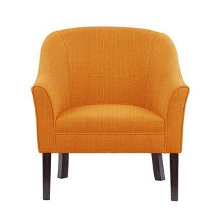 Ericksen Barrel Chair by Red Barrel Studio