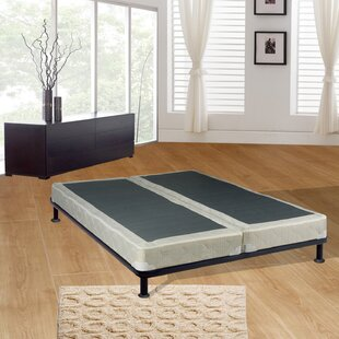 Gaudet Wood Box Spring by Alwyn Home Best Design