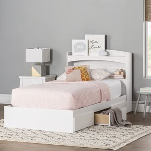 Ralston Twin Platform Bed with 3 Drawers