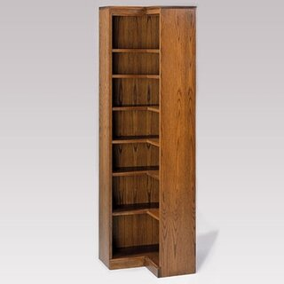 200 Signature Series Corner Bookcase by Hale Bookcases SKU:EE293856 Shop