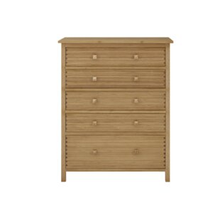 Reviews Hosta 5 Drawer Bamboo Chest by Greenington