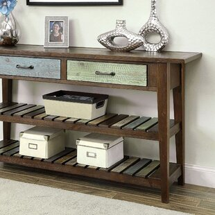 Millwood Pines Weatherall Console Table