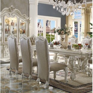 Welton Traditional Upholstered Dining Cha..