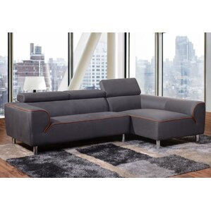 Impulse Reclining�Sectional by Diamond Sofa