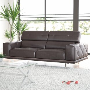 Belmar Leather Sofa