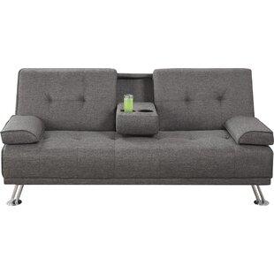 Ashdown Convertible Sofa by Ebern Designs