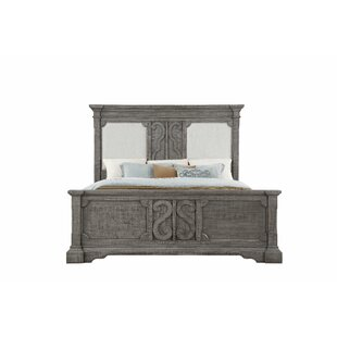 Tayla Upholstered Panel Bed By Ophelia & Co.