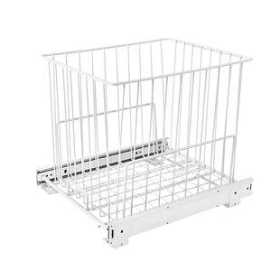 Rev-A-Shelf Pullout Wire Hamper