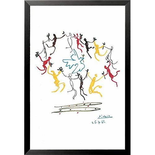 MUSEUM ART PRINT Dance of Youth Pablo Picasso
