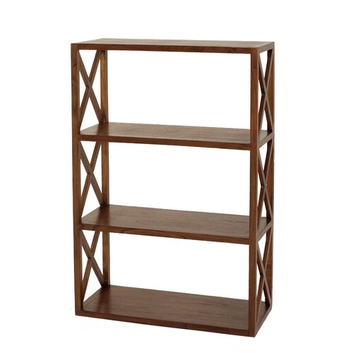 Bücherregal Hokku Designs   Wohnzimmer > Regale   Hokku Designs