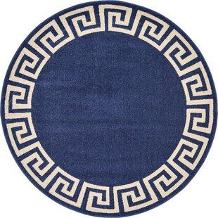Cendrillon Blue Area Rug by Willa Arlo Interiors