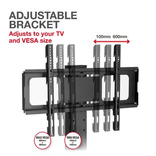 Ainoah TV Stand For TVs Up To 65