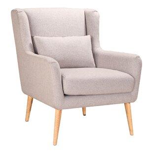 Woodville Armchair by Brayden Studio