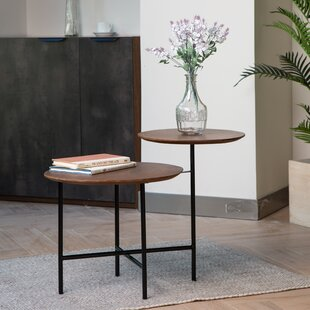Latitude Run Claris End Table