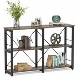 Ruddell 43.3 Console Table by 17 Stories