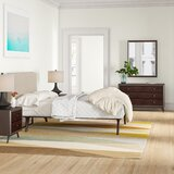Arabella Queen Upholstered Platform 5 Piece Bedroom Set by Foundstone