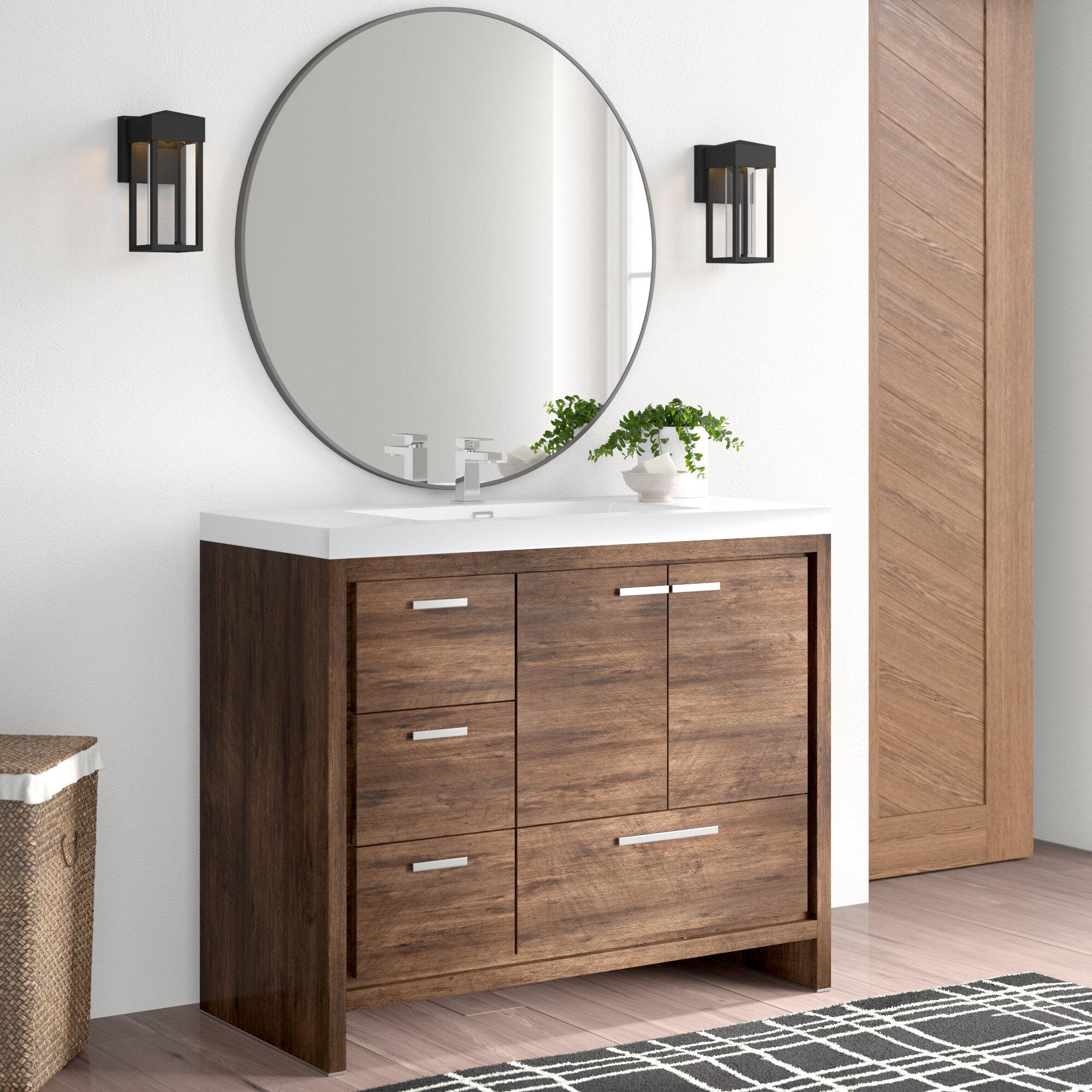 41 To 45 Inch Bathroom Vanities Wayfair