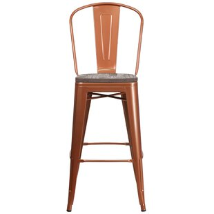 Marian 30 Bar stool by Williston Forge