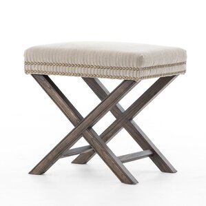 Holt Beige Ottoman by Grac..