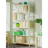 Crystelle Solid Wood Etagere Bookcase by Latitude Run®