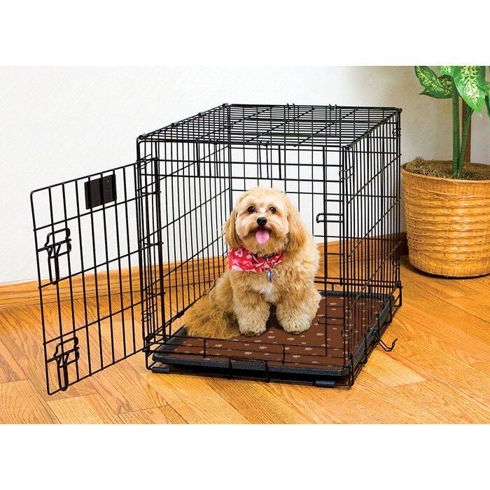 petjoint puppy waterproof rabbit mat kennel dog cat pet crate products hamster mattress black mats
