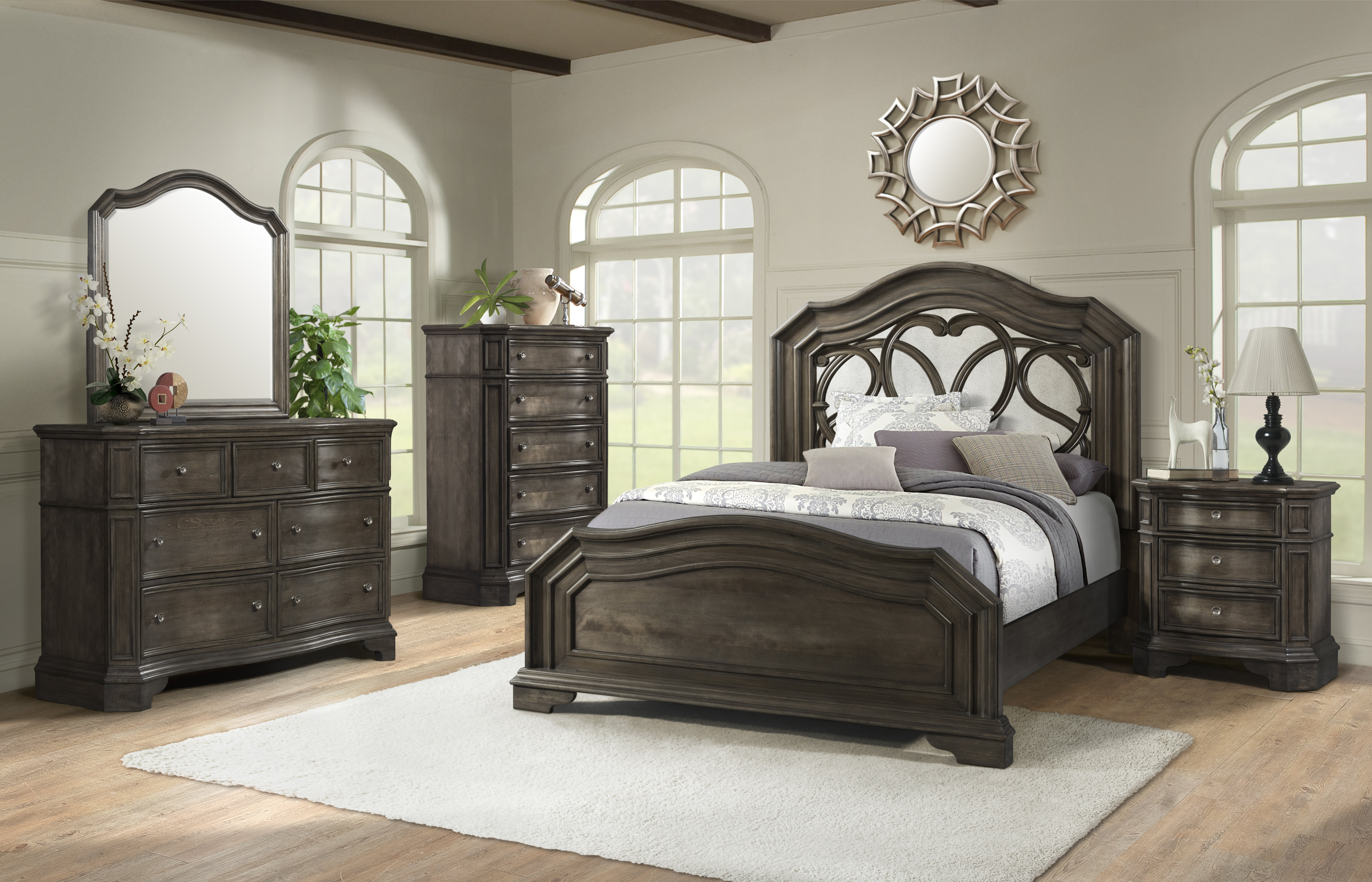 Maya Standard Configurable Bedroom Set Wayfair