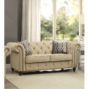 Buying Gerson Loveseat by Everly Quinn Reviews (2019) & Buyer's Guide