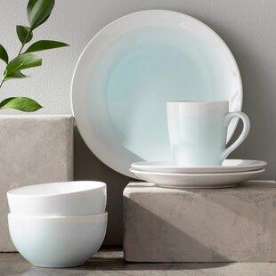 Green Dinnerware Sets & Green Dinnerware Sets You\u0027ll Love | Wayfair