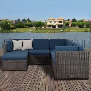 Lorentzen 6 Piece Sectional Set with Cushions by Brayden Studio