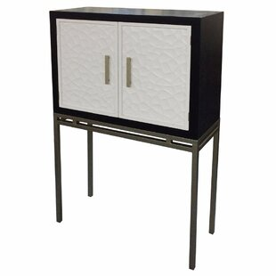 Charissa 2 Door Accent Cabinet by Everly Quinn