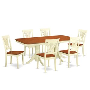 Napoleon 7 Piece Dining Set by Wooden Imp..