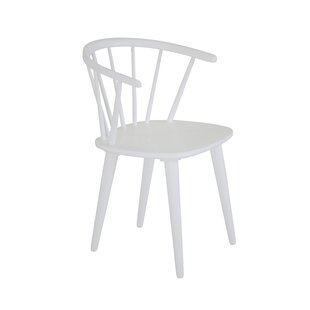 Dardanelle Solid Wood Dining Chair (Set Of 2) By Brambly Cottage