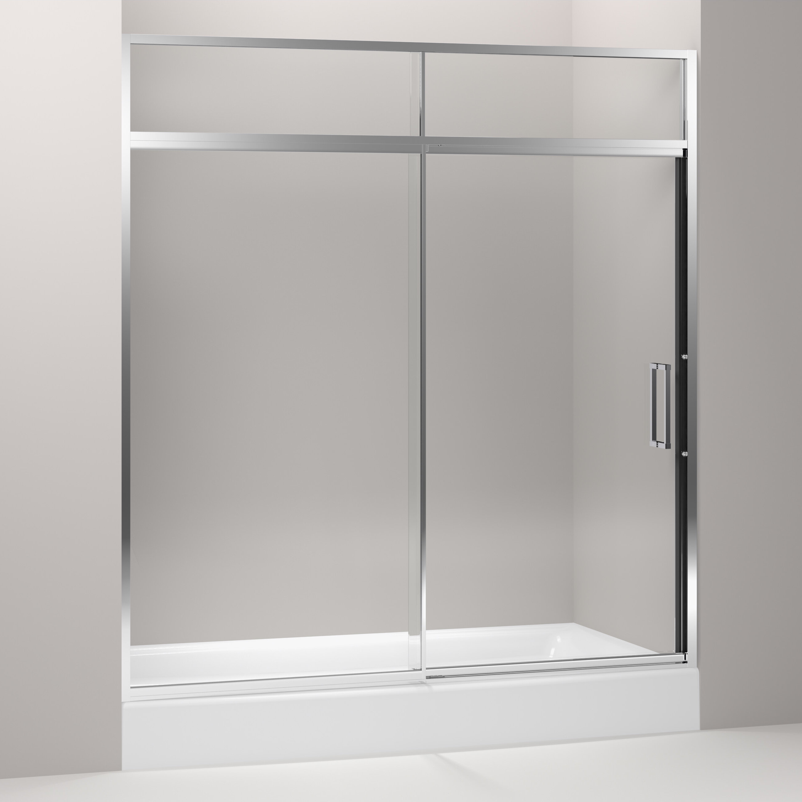 product door infinity rain shipping shower sliding doors garden plus today home overstock dreamline glass free