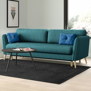 Mira 3 Seater Clic Clac Sofa Bed By Hykkon