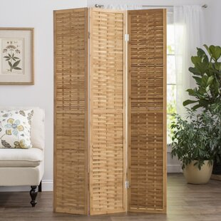 No Copoun 3 East Haven 3 Panel Room Divider Beachcrest Home