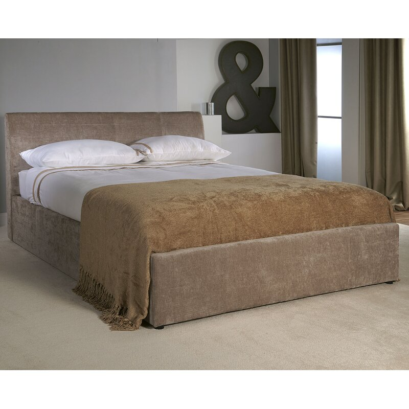Jupiter Upholstered Ottoman Bed