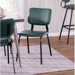 Benavidez Upholstered Dining Chair (Set of 2) Foundry Select