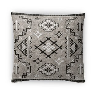 Cyrill Fleece Throw Pillow