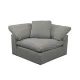 Mielke Puff Arm Chair Slipcover by Latitude Run