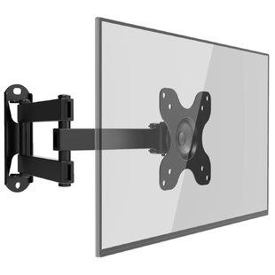 Tilt Swivel Universal Wall Mount 13''-30'' LCD LED TV By Symple Stuff